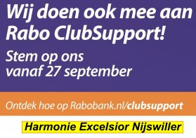 Rabo Clubsupport 2019